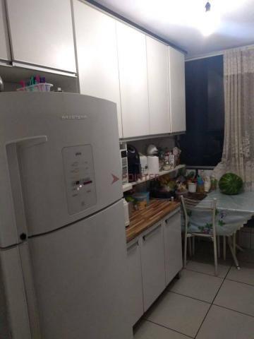 Apartamento com 3 dormitórios à venda, 84 m² por R$ 137.000,00 - Setor Urias Magalhães - G - Foto 14