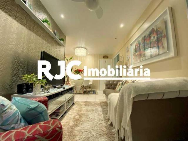 Apartamento à venda com 3 dormitórios em Tijuca, Rio de janeiro cod:MBAP33099 - Foto 2