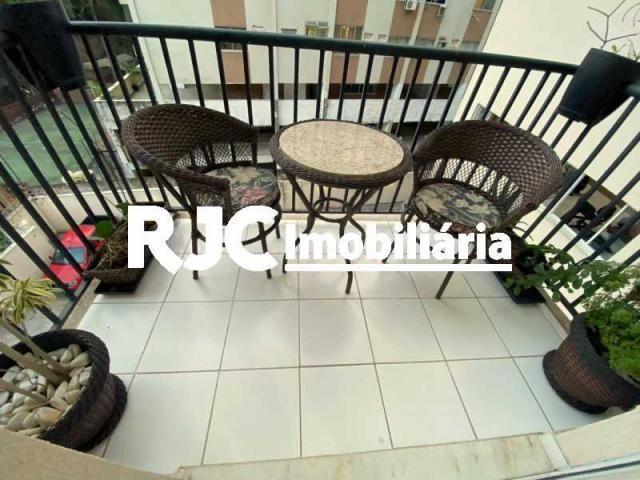 Apartamento à venda com 3 dormitórios em Tijuca, Rio de janeiro cod:MBAP33099 - Foto 6