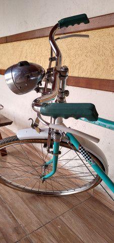 Bicicleta Monark Jubileu de Ouro de 1958 - Foto 6