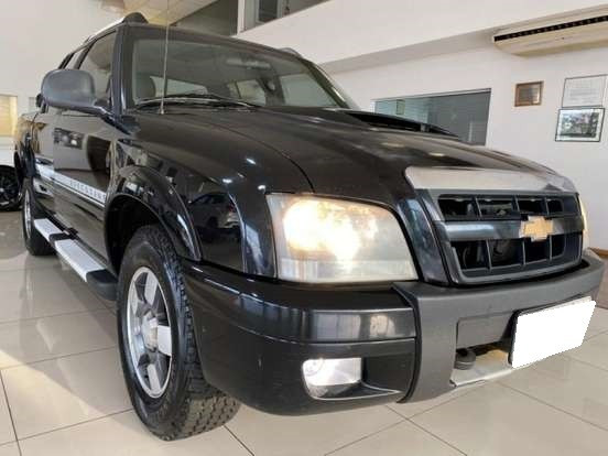 Chevrolet s10 2.8 executive 4x4 cd 12v turbo electronic intercooler diesel 4p manual - Foto 3