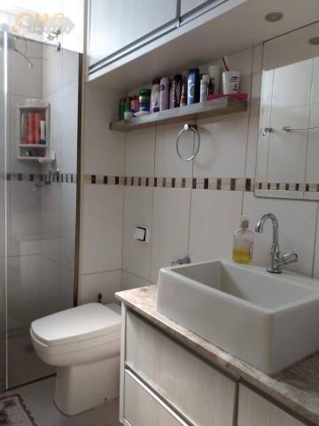 Apartamento com 3 dormitórios à venda, 50 m² por R$ 175.000 - Vila Padre Manoel de Nóbrega - Foto 10