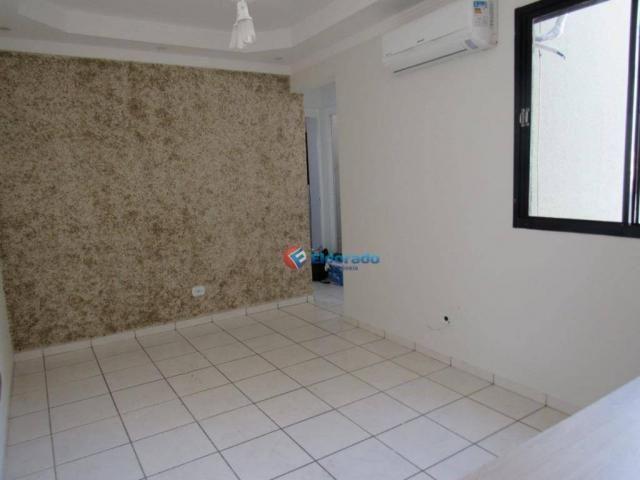 Apartamento com 2 dormitórios à venda, 42 m² por R$ 170.000 - Chácara Bela Vista - Sumaré/ - Foto 5