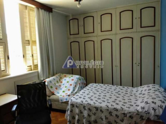 Apartamento à venda, 4 quartos, 2 vagas, Laranjeiras - RIO DE JANEIRO/RJ - Foto 17