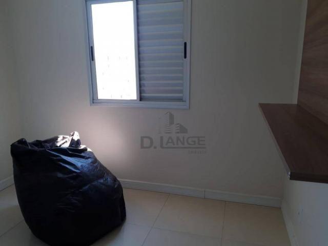 Apartamento com 3 dormitórios para alugar, 62 m² por R$ 1.100,00/mês - Jardim Myrian Morei - Foto 10