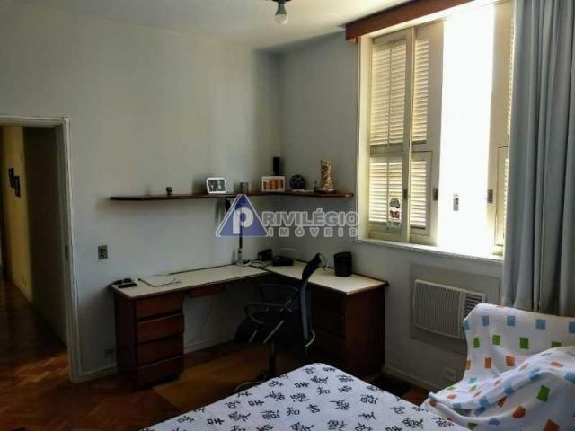 Apartamento à venda, 4 quartos, 2 vagas, Laranjeiras - RIO DE JANEIRO/RJ - Foto 15