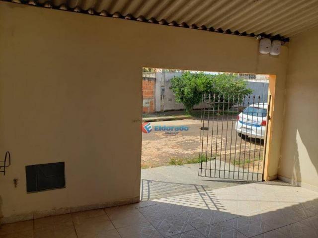 Casa com 2 dormitórios para alugar, 90 m² por R$ 1.200/mês - Parque Gabriel - Hortolândia/ - Foto 2