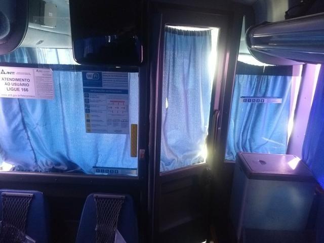 Ônibus G6 1050 Com Ar Leito Cama MB 0400 360cv Ideal P Banda - Foto 6
