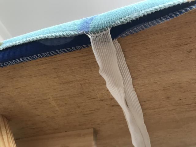 Tábua de passar roupa dobrável madeira pinus Tramontina - Foto 5
