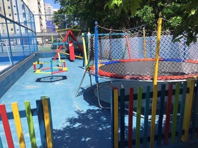 Cd. Florença Park- Ótimo apto 03 qtos- Mobiliado e climatizado- Aleixo- Financia - Foto 17