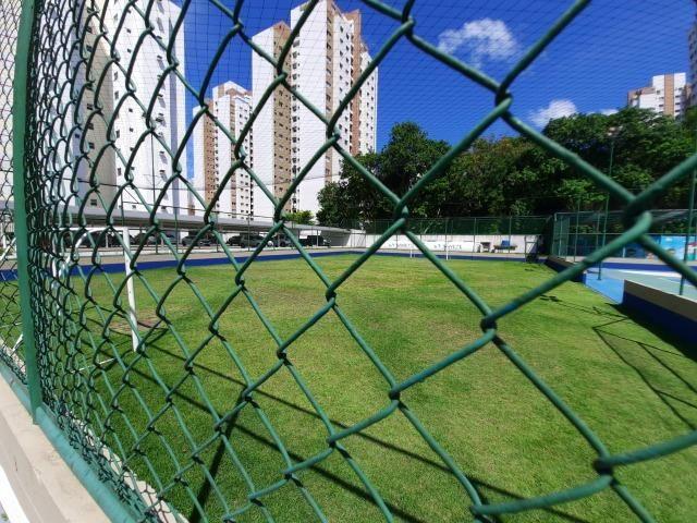 Cd. Florença Park- Ótimo apto 03 qtos- Mobiliado e climatizado- Aleixo- Financia - Foto 19