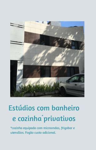 Apartamento no Studio boa viagem - Foto 2