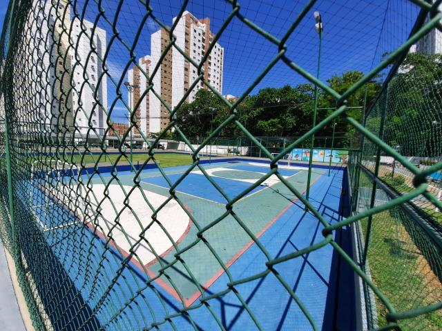Cd. Florença Park- Ótimo apto 03 qtos- Mobiliado e climatizado- Aleixo- Financia - Foto 18