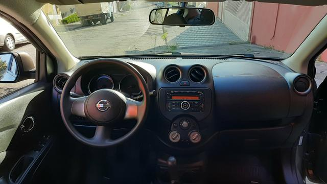 Nissan versa 1.6 16v sl flex 4p 2012/2013 - Foto 10