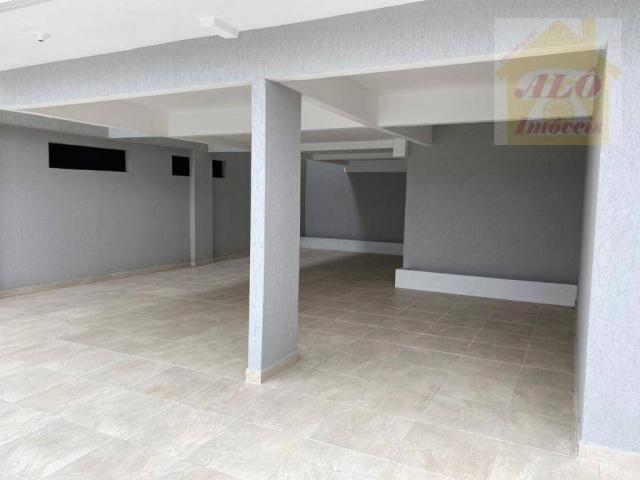 Casa com 2 dormitórios à venda, 50 m² por R$ 144.900 - Maracanã - Praia Grande/SP - Foto 9