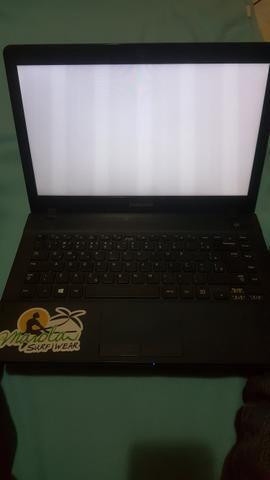 Notebook Samsung p conserto