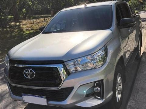 Toyota Hilux (pagamento por boleto)