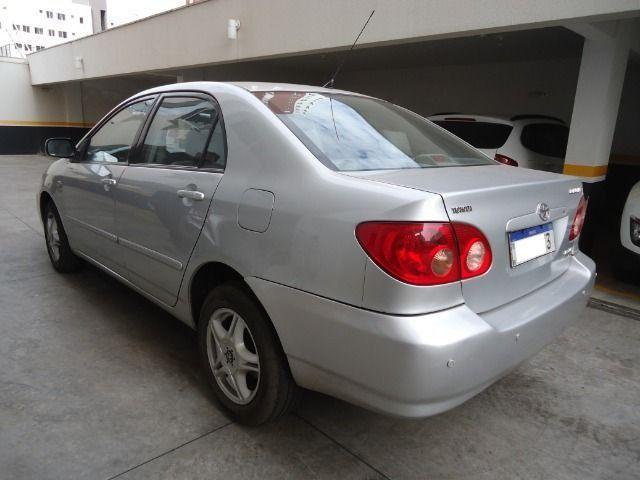 Corolla XLI 1.6 Automático 2008 - Foto 3