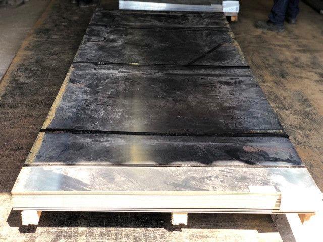 Chapas de aço carbono 2,65 mm - Foto 3