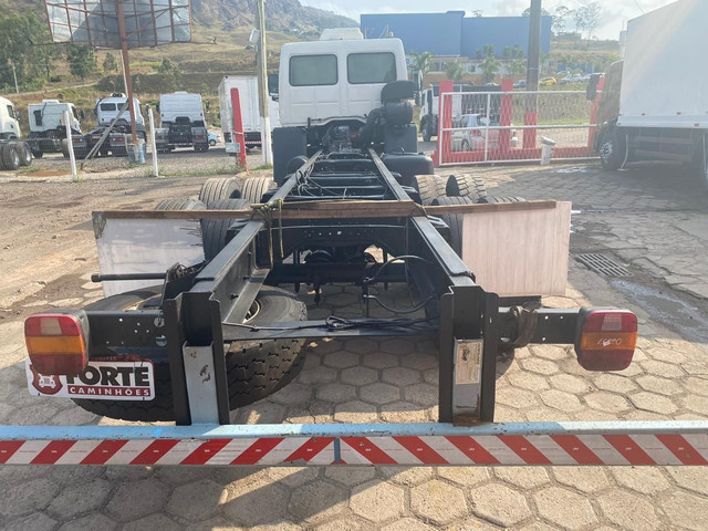 Ford cargo 2428 2008 truck no chassis - Foto 6