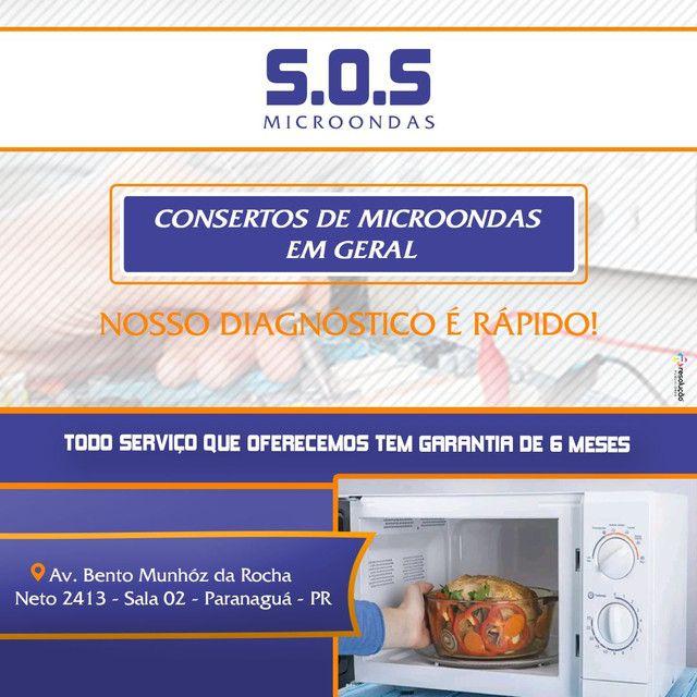 Consetos de Microondas em PARANAGUÁ  - Foto 2
