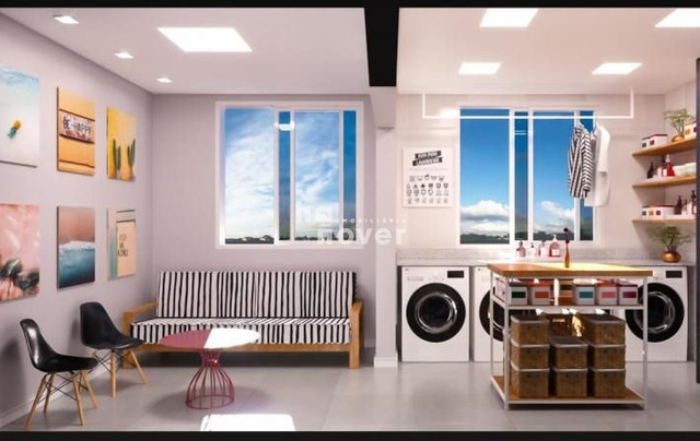 Apartamento 1 Dormitório a Poucos Metros da UFN - Foto 11