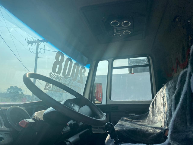 Ford cargo 2428 2008 truck no chassis - Foto 4
