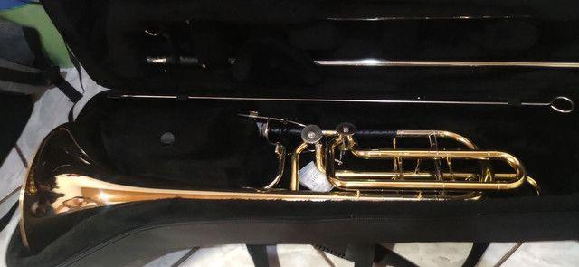 Trombone Baixo de Vara Harmonics - Foto 3