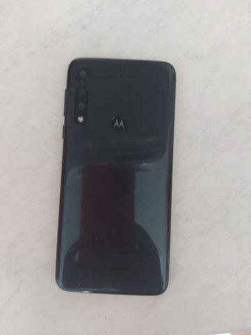 MotoG8 play tela quebrada funciona normal - Foto 2