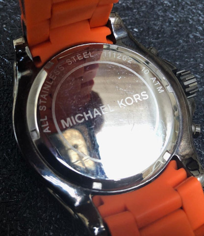 Relógio Michael Kors Drake Chronograph MK8234 Masculino - Foto 3