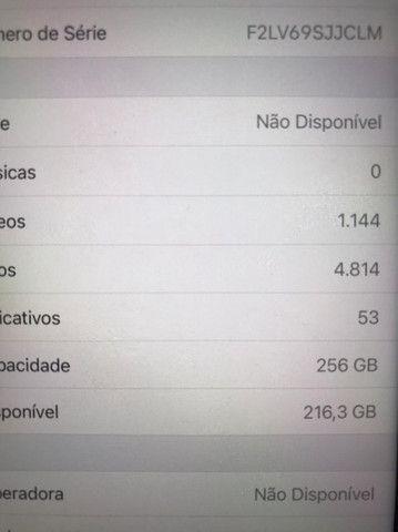 iPhone 8 Plus 256GB com acessórios - Foto 4