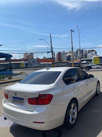 BMW 320i apenas 65.000 km branco pérola 2014 - Foto 12