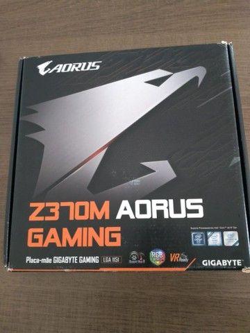 Placa Mãe Gigabyte Gaming Z370M