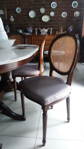 Cadeira medalhão - Foto 2