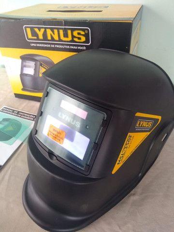 Máscara de Solda Lynus MSL-350F - Foto 4