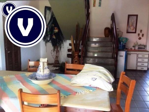 VERAS ALUGA Casa Maravilhosa com 4 suítes no Porto das Dunas - Foto 8
