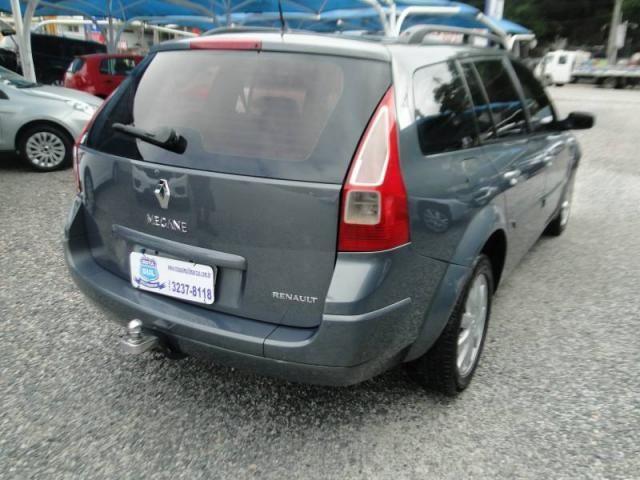 Renault Megane Grand Tour Dynam. Hi-Flex 1.6 8V - Foto 6
