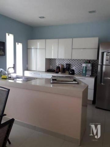 Casa com 6 dormitórios à venda, 245 m² por R$ 890.000,00 - Aldeia - Camaragibe/PE - Foto 14