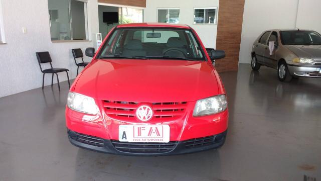 GOL 2008/2009 1.6 MI CITY 8V FLEX 4P MANUAL G.IV
