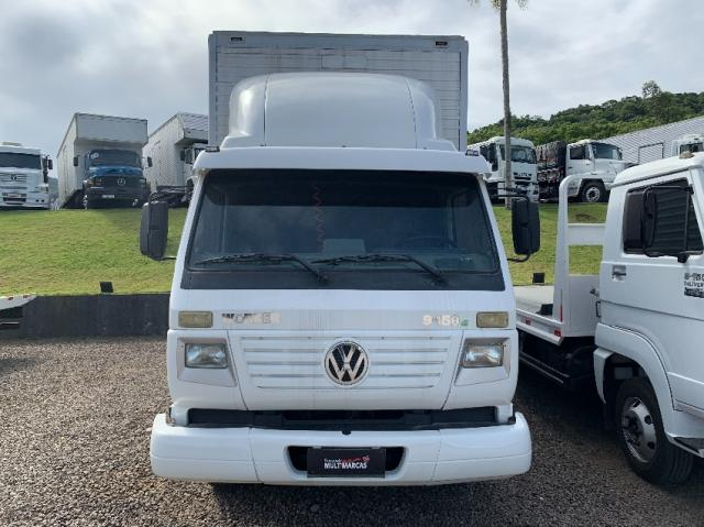 Volkswagen 9-150 E Cummins - Baú de 5.50m - Foto 2