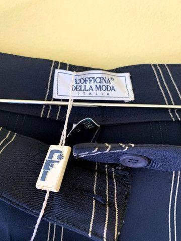 Calça L'Officina Importada Nunca Usada - Foto 3