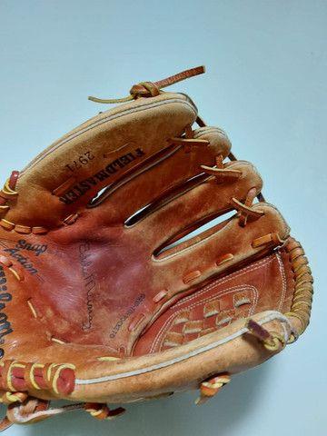 Luva de Baseball Wilson + Bola de baseball - Foto 3