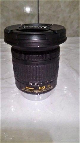 Lente Grande Angular Nikon Af-p Dx Nikkor 10-20mm F/4.5-5.6g Vr - Foto 3