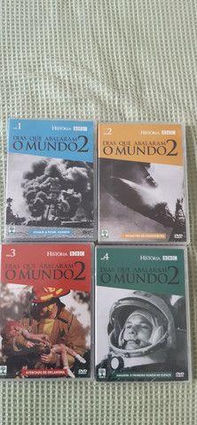 DVDs - Dias que mudaram o mundo!