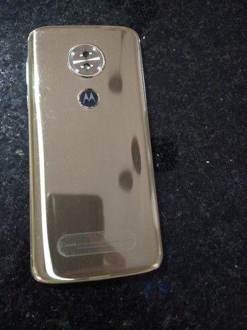 Celular Motorola Moto G6 Play dual chip semi-novo - Foto 2