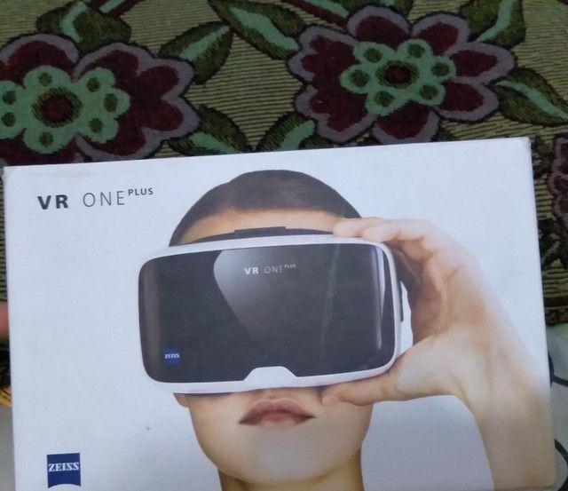 Óculos de realidade virtual vr one plus - Foto 3