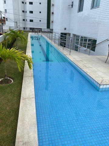 Apartamento alto padrão de 126m2 no Bessa prox a praia - Foto 4