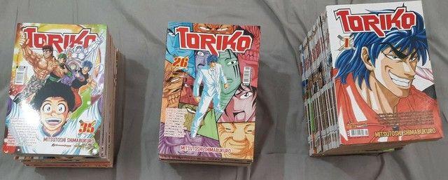 Vendo Toriko Do Volume 1 Ao 35! - Foto 2