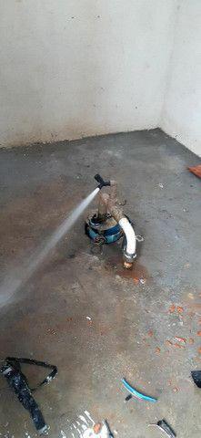 Perfuração e manutenção de poços artesiano.e
