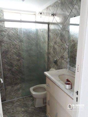 Apartamento com 3 dormitórios para alugar, 69 m² por R$ 950,00/mês - Vila Bosque - Maringá - Foto 3